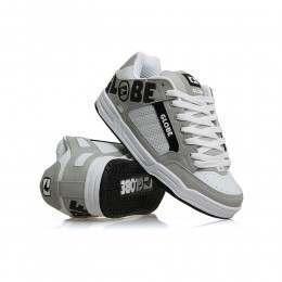 Globe Tilt Shoes White/Grey/Black