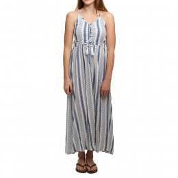 Ripcurl Del Sol Maxi Dress Cloud Dancer