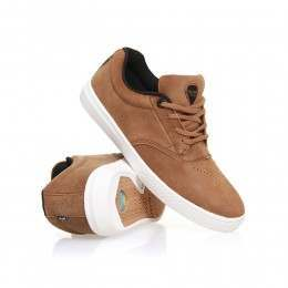 Globe The Eagle SG Shoes Toffee/White