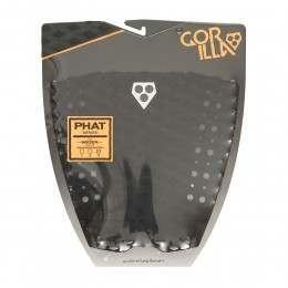 Gorilla Grip Phat 3 Black Surfboard Deck Pad
