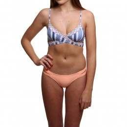 Ripcurl Del Sol Wrap Bikini Blue