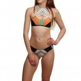 Ripcurl Sun Warrior Bikini Rust