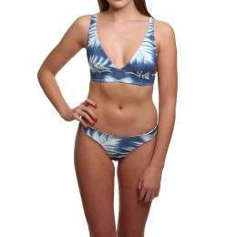 Ripcurl West Wind Rev Halter Bikini Night