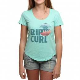 Ripcurl Sun And Surf Tee Frozen