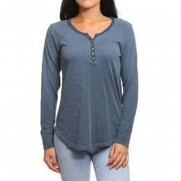 Ripcurl Blueridge Long Sleeve Top Insignia Blue
