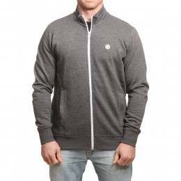 Element Cornell Track Top Charcoal Heather