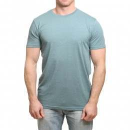 Billabong All Day Crew Tee Hydro Heather