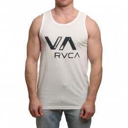 RVCA VA RVCA Tank Antique White