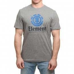 Element Vertical Tee Grey Heather