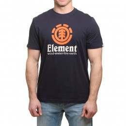 Element Vertical Tee Eclipse Navy