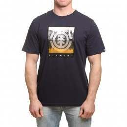 Element Reflections Tee Eclipse Navy