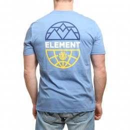 Element Terra Tee Niagara Heather
