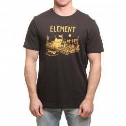 Element River Dreams Tee Off Black