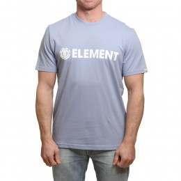 Element Blazin Pastel Tee Blue Fade