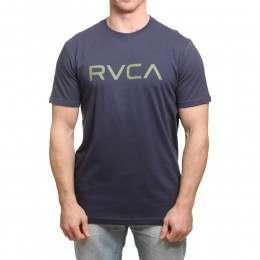 RVCA Big RVCA Tee Classic Indigo