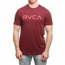 RVCA Big RVCA Tee Tawny Port