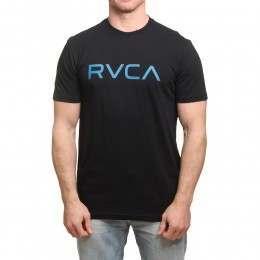 RVCA Big RVCA Tee Black