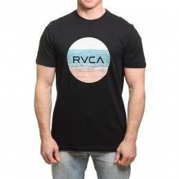 RVCA Motors Standard Tee Black