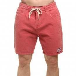 Billabong The Cord Shorts Washed Red