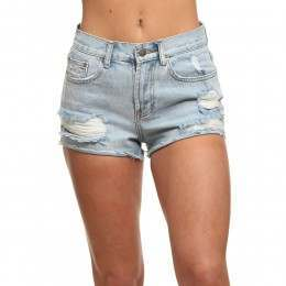 Billabong Driftaway Denim Shorts Water