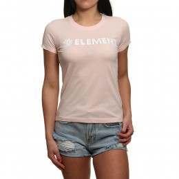 Element Logo Tee Rose Quartz