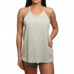 Billabong Essential Tank Point Mineral Green