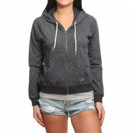 Billabong Essential Z/Hoody Black
