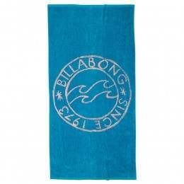 Billabong Must Be Beach Towel Blue Wave