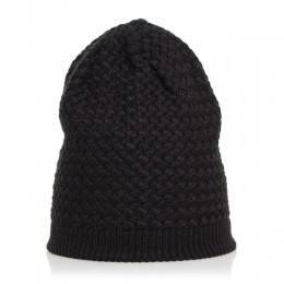 Rusty Dashed Reversible Beanie Black/Black Marle