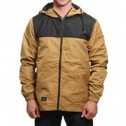 Rusty Supremacy Jacket Camel