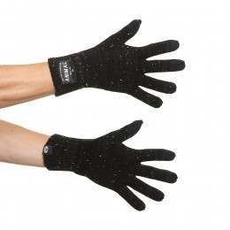 Animal Falcann Touchscreen Gloves Black