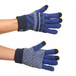 Animal Pinzola Touchscreen Gloves Dark Navy