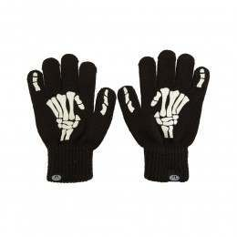 Animal Boys Orium Gloves Black