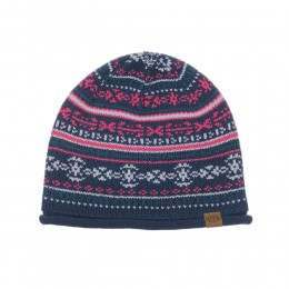 Animal Allexis Beanie Ink Blue