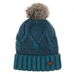 Animal Becki Beanie Ink Blue Marl