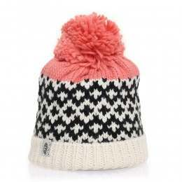 Animal Abundance Beanie Vanilla Cream