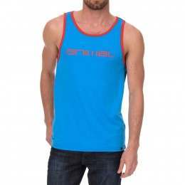 Animal Weekend Vest Kingfisher Blue