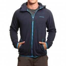 Animal Prudhood Fleece Total Eclipse Navy