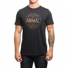 Animal Reggie Tee Black