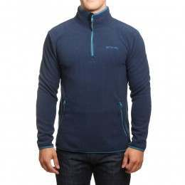 Animal Fairbanks Fleece Dark Navy