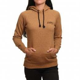 Animal Sidewalk Hoody Toffee Apple Brown