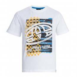 Animal Boys Tabo Tee White