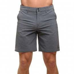 Animal Hugo Hybrid Shorts Dark Navy Marl
