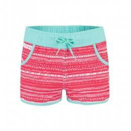 Animal Girls Cali Dreamer Boardshorts Petunia Pink