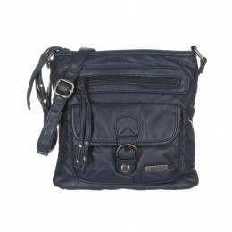 Animal Breezy X-Body Bag Ink Blue