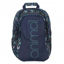 Animal Bright Backpack Sea Blue