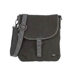 Animal Cade Small Cross-Body Bag Shadow Black