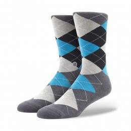 STANCE GLASGOW SOCKS Grey