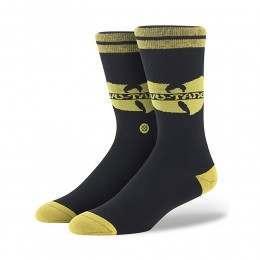 Stance Wu Tang Socks Black