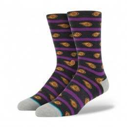 STANCE MADISON SOCKS Purple